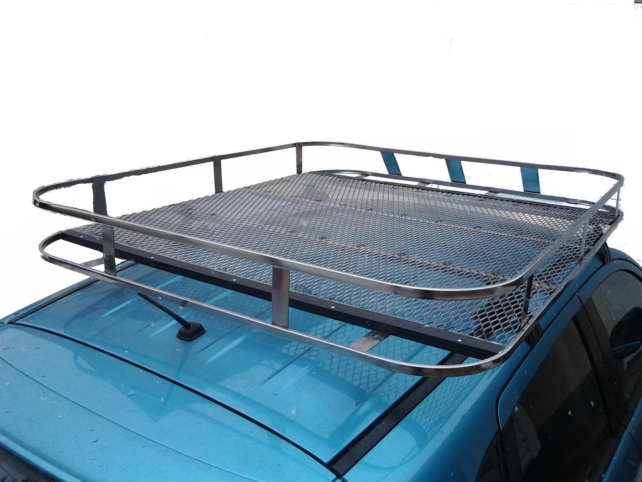 Багажник для автомобиля своими руками